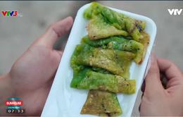 Khó quên hương vị bánh lá dứa Thái Lan