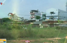 TP.HCM: Hàng chục nhà dân lấn chiếm, xây dựng trên đất công