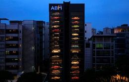 Máy bán siêu xe tự động tại Singapore