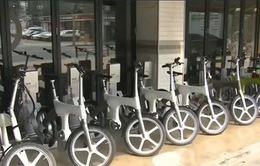 Xu hướng sử dụng xe đạp điện của nhân viên văn phòng ở Hàn Quốc