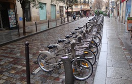 2017 - Năm của xe đạp tại Paris, Pháp