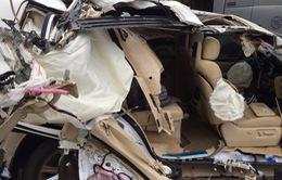 Tai nạn giao thông trên cao tốc Hà Nội – Lào Cai, 3 người bị thương