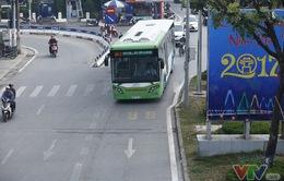 Xe bus nhanh BRT Hà Nội bắt đầu bán vé từ hôm nay 6/2