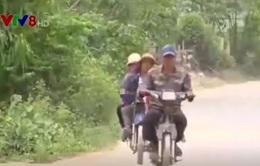 """Lâm Đồng vận động người dân không sử dụng xe """"độ chế"""""""