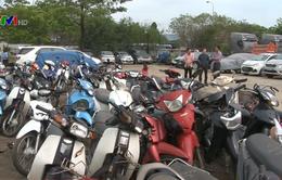 Hoàn thiện hành lang pháp lý để giảm tải tại các điểm giữ xe vi phạm
