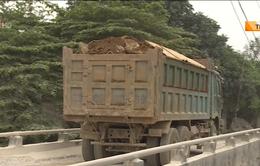 Xử lý xe quá tải từ đầu nguồn: Vẫn còn bỏ ngỏ