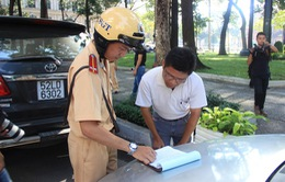 Hướng dẫn cấp giấy biên nhận giữ đăng ký xe thế chấp ngân hàng