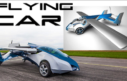 Xe bay hiện thực hóa ước mơ chinh phục bầu trời