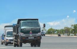 Nỗi ám ảnh xe chở vật liệu xây dựng trên các cung đường miền Trung