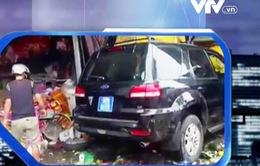 Thanh Hóa: Xe biển xanh gây tai nạn, 5 người thương vong