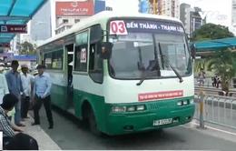 Người dân TP.HCM tích cực lựa chọn xe bus