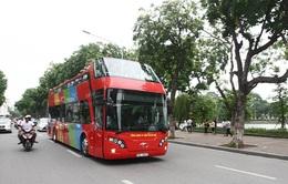 Dừng thí điểm dịch vụ xe bus du lịch 2 tầng