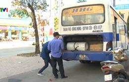 Xe bus thay thế tuyến vận tải khách nội tỉnh