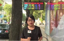 Trải nghiệm tại trạm xe bus thông minh đầu tiên ở TP.HCM