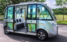 Singapore vận hành xe bus không người lái từ năm 2022