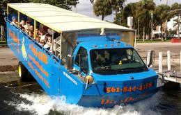 Xe bus đường sông ở nhiều nước trên thế giới