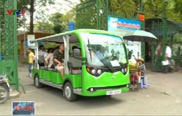 Hiệu quả xe bus điện sau gần 1 tháng hoạt động tại TP.HCM