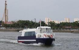 TP.HCM: Tuyến xe bus đường sông sẽ được khai thác trong tháng 11