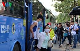 TP.HCM sẽ có vé xe bus điện tử