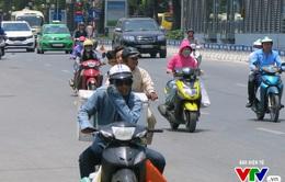 Quá tải xe cá nhân ở Hà Nội