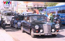 Dấu ấn xe cổ tại Festival Biển Nha Trang 2017