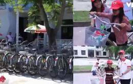 Xe đạp yêu thương cho trẻ em nghèo Thừa Thiên - Huế