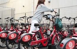 Nhật Bản hiện thực hóa ý tưởng xe đạp chia sẻ