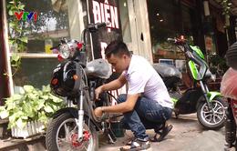 Ẩn họa tai nạn giao thông khi sử dụng xe đạp điện kích tốc