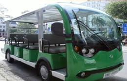 Từ 24/1, TP.HCM mở 3 tuyến xe bus điện