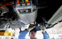 Các nước phản đối hạn ngạch xe điện tại Trung Quốc