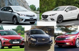 Nhiều hãng ô tô giảm giá bán hàng trăm triệu đồng mỗi xe