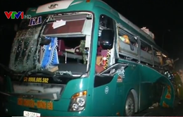 Vụ nổ xe khách tại Bắc Ninh có thể do vật liệu nổ