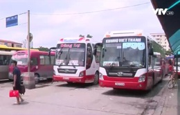 50 chuyến xe Ninh Bình rời khỏi bến xe Mỹ Đình