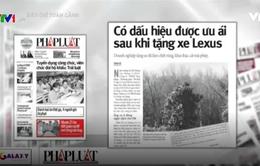 DN tặng cho Tỉnh ủy, UBND tỉnh Cà Mau 2 xe Lexus gây xôn xao dư luận
