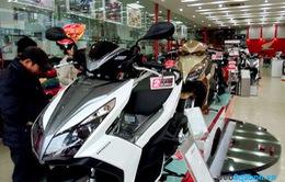 Thay đổi giá tính lệ phí trước bạ xe máy để giá xe sát với thị trường
