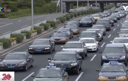 Quảng Châu, Trung Quốc cấm xe máy thành công sau 10 năm