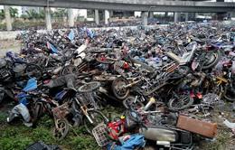 Sau 10 năm, Quảng Châu (Trung Quốc) vắng bóng xe máy