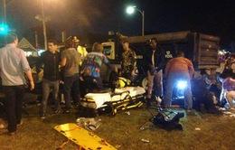 Vụ xe tải đâm vào đám đông tại Mỹ: Tài xế có dấu hiệu tâm lý không bình thường