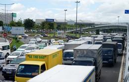 Dừng hoạt động xe tải vào ban ngày để giảm kẹt xe ở TP.HCM
