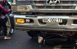 Xe tải đâm chết người ở Bắc Giang hết hạn kiểm định