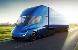 Xe tải điện Tesla được thị trường đón nhận