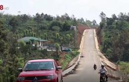 Đăk Nông: Thông xe dự án 1.200 tỷ đồng