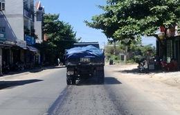 Xe tải chở cát gây tai nạn chết người ở Phú Yên