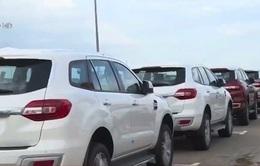 Ô tô nhập khẩu từ Thái Lan tăng mạnh trong 8 tháng qua