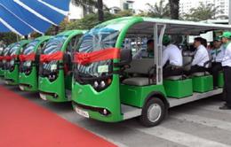 Thêm dịch vụ, khách đi xe bus tại TP.HCM tăng