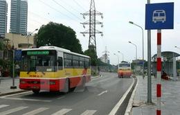 Dừng hoạt động 5 tuyến bus phục vụ cán bộ, công chức Hà Nội từ 1/4