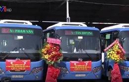 TP.HCM: Đưa 26 xe bus chạy nhiên liệu sạch vào hoạt động