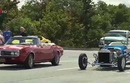 Thú chơi xe của người dân Mỹ