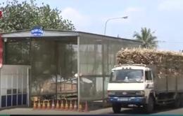Tái diễn tình trạng xe cơi nới thùng nhằm chở quá tải