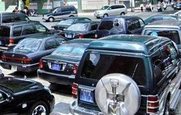 Hà Nội sẽ khoán kinh phí sử dụng xe công trên toàn thành phố